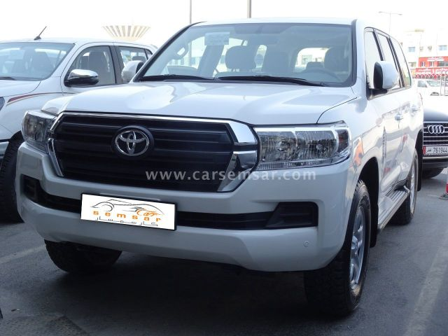 2019 Toyota Land Cruiser G