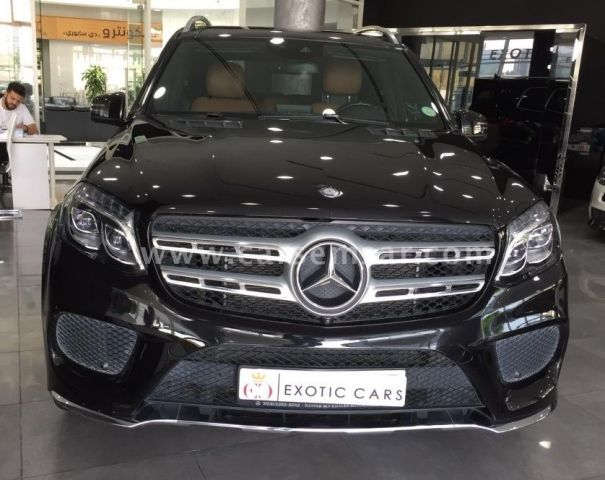 2016 Mercedes-Benz GLS-Class GLS 500