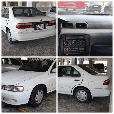 1999 Nissan Sunny 1.6