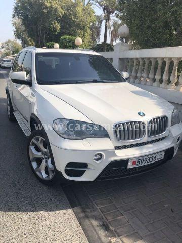 2012 BMW X5 4.8