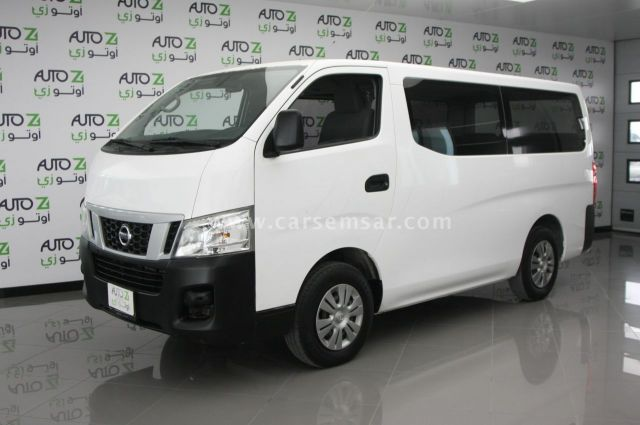 2014 Nissan Urvan NV 350