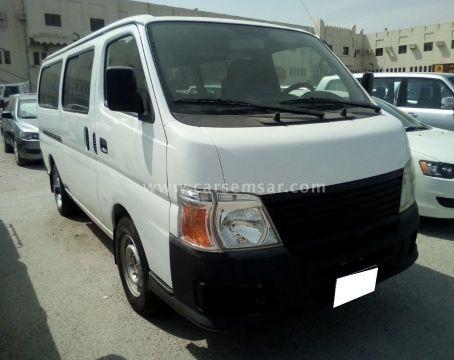 2011 Nissan Urvan Van