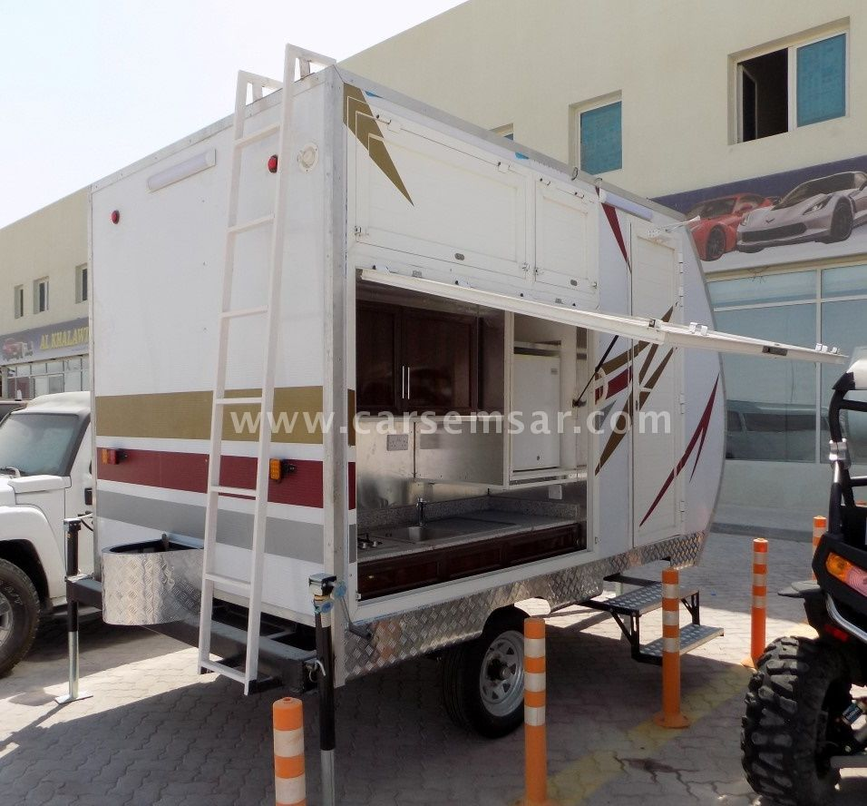 Lights Shop In Qatar: 2018 Caravan Caravan Light Kitchen For Sale In Qatar