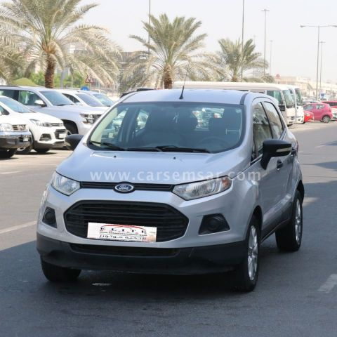 2015 Ford Eco Ecosport For Sale In Qatar New And Used Cars For
