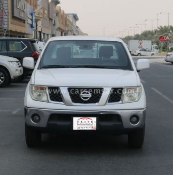2012 Nissan Navara XE