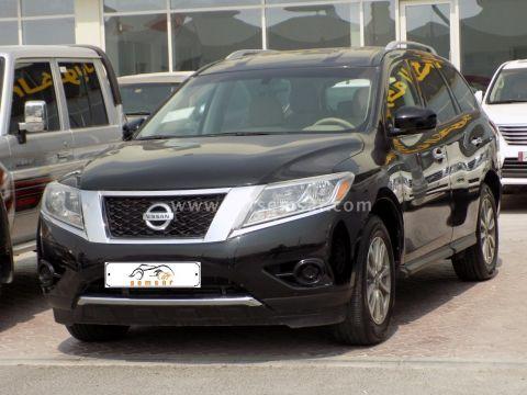2014 Nissan Pathfinder 4.0