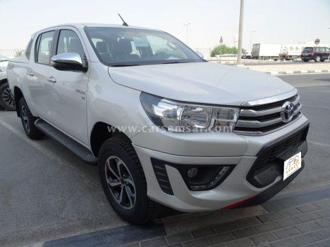 2019 Toyota Hilux 4.0 V6 Double Cab 4x4 Raider