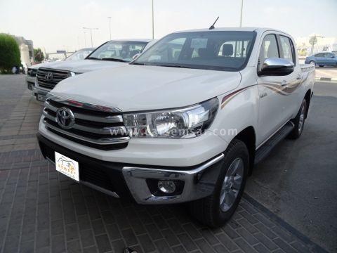 2019 Toyota Hilux 2.7 VVTi 4x4 SR5