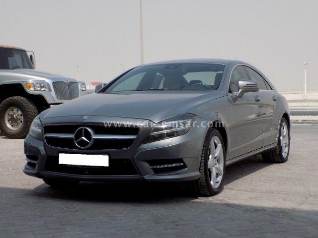 2014 Mercedes-Benz CLS-Class CLS 350
