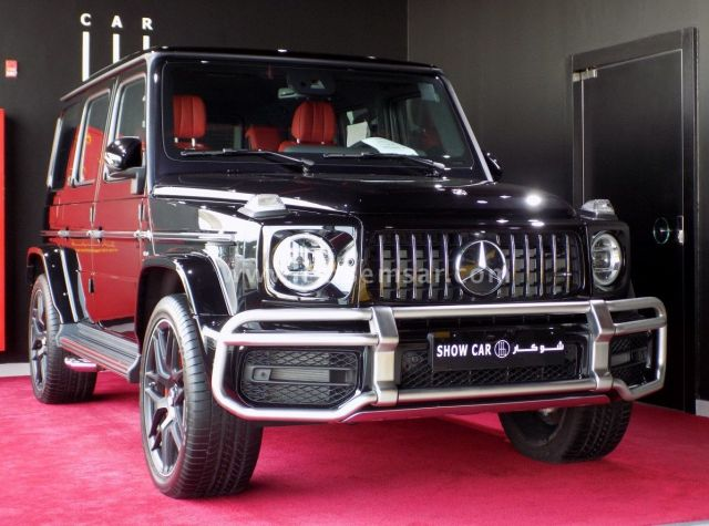 2019 Mercedes Benz G Class G 63 Amg For Sale In Qatar New And Used