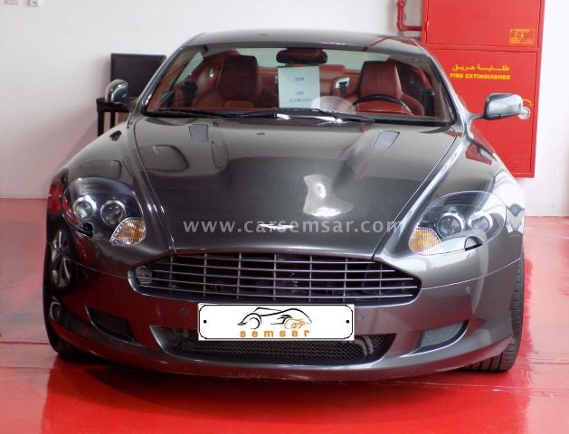2009 Aston Martin DB9 Coupe