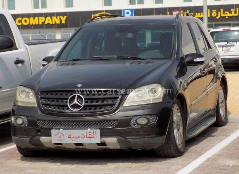 2007 Mercedes-Benz ML-Class ML 350