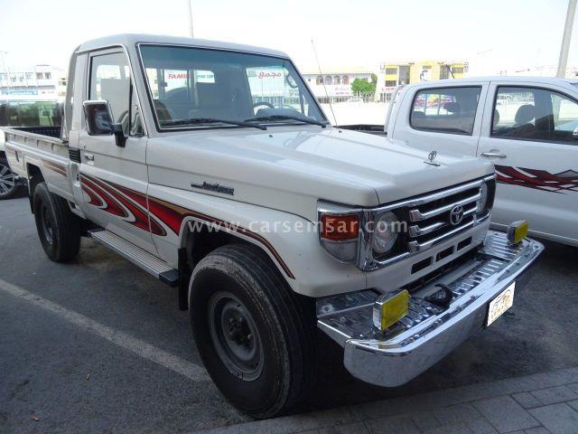 2006 Toyota Land Cruiser Pickup LX