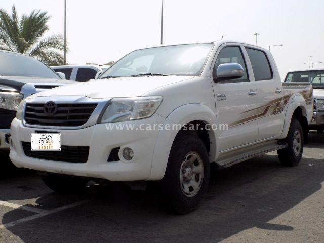 2012 Toyota Hilux 2.7 VVTi 4x4 SRX