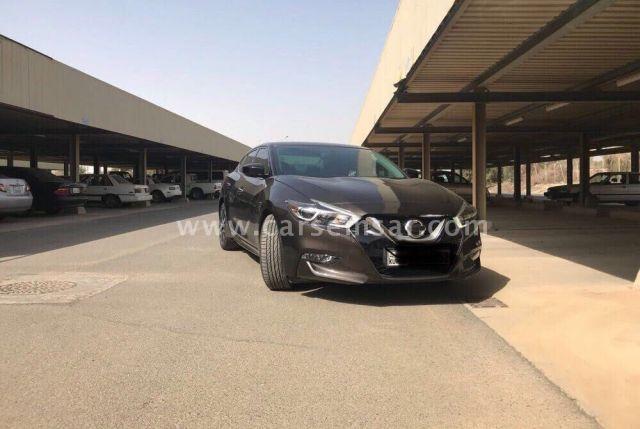 2016 Nissan Maxima 3.5