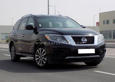 2014 Nissan Pathfinder 3.5
