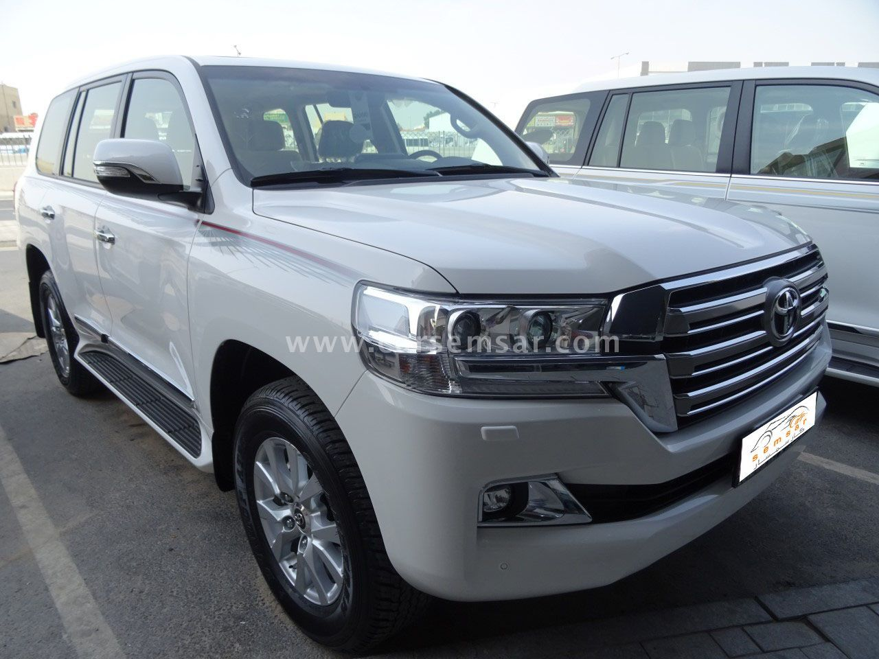 7 Passenger Suv List >> 2019 Toyota Land Cruiser GXR V8 for sale in Qatar - New ...
