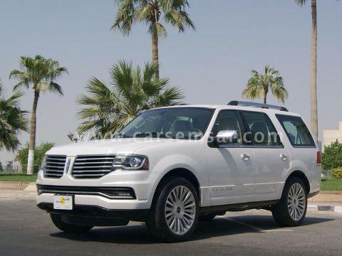2015 Lincoln Navigator 3.5