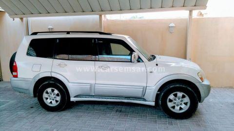 2005 Mitsubishi Pajero 3.8 GLS