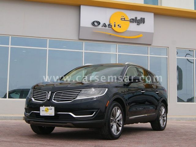 2016 Lincoln MKX 4WD