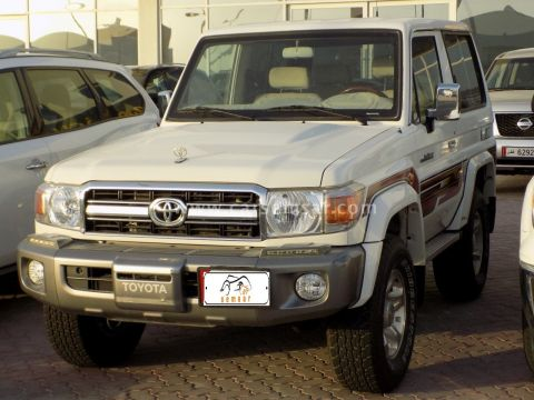 2016 Toyota Land Cruiser Pickup LX