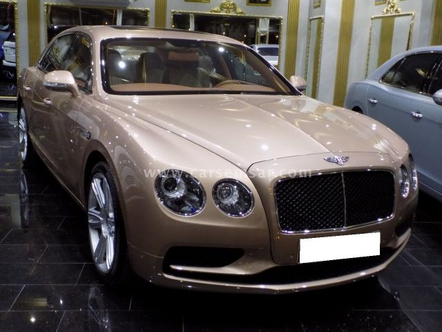 2017 Bentley Continental Flying Spur