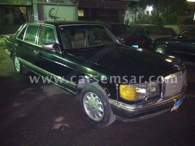1986 Mercedes-Benz GE 300