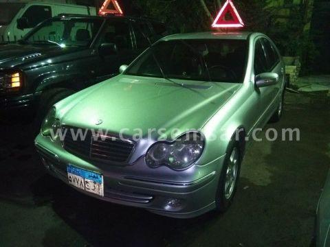 2003 Mercedes-Benz C-Class C 180