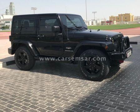 2014 Jeep Wrangler 3.6 Sahara