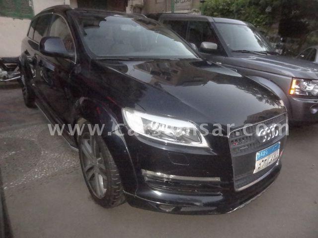 2016 Audi Q7 45 TFSI