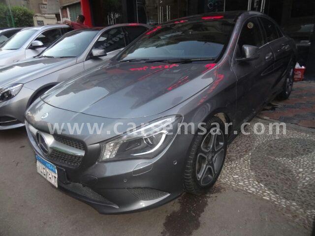 2016 Mercedes-Benz CLA Class 250