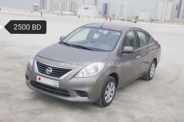 2014 Nissan Sunny 1 5 For Sale In Bahrain New And Used Cars For