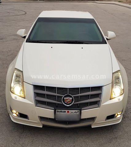 2010 Cadillac CTS 3.0 V6