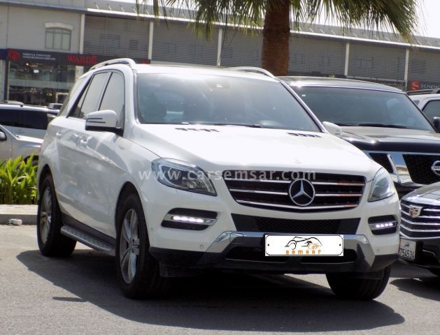 2014 Mercedes-Benz ML-Class ML 350