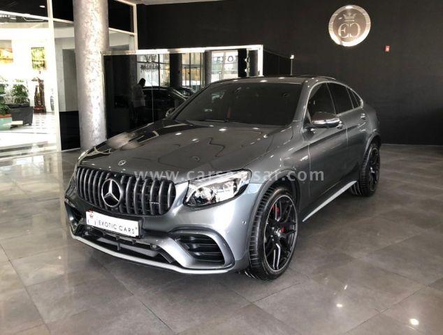 2018 Mercedes-Benz GLC 63S AMG