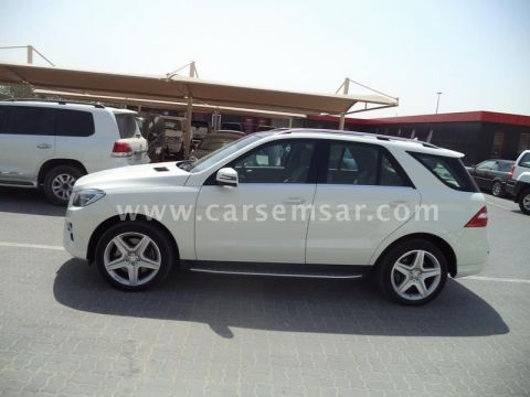 2013 Mercedes-Benz ML-Class ML 350 AMG
