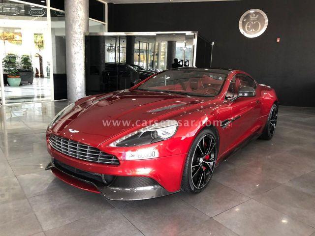 2015 Aston Martin Vanquish V12