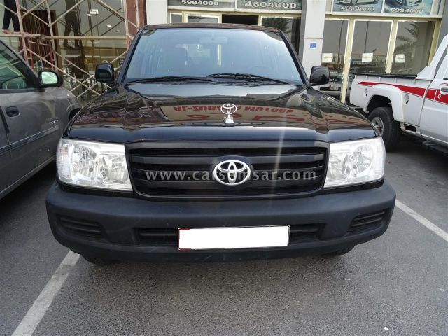 2007 Toyota Land Cruiser G