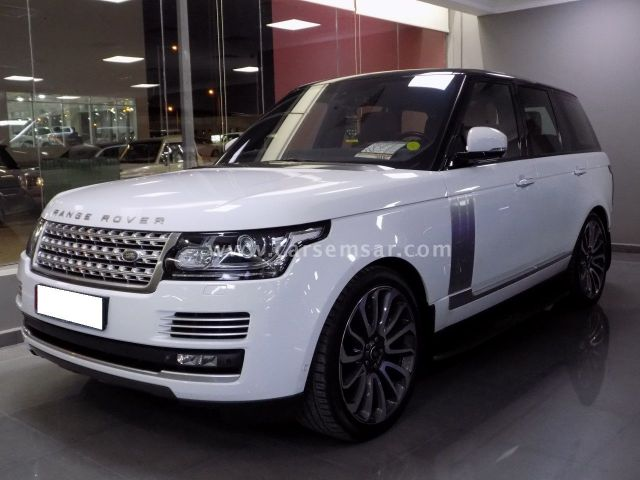 2015 Land Rover Range Rover Vogue Supercharged SE