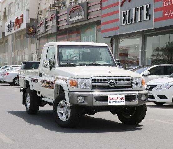 2018 Toyota Land Cruiser Pickup LX