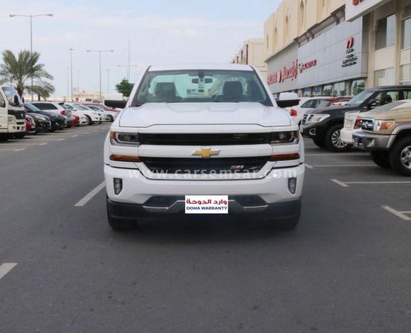 2018 Chevrolet Silverado 1500 Regular Cab