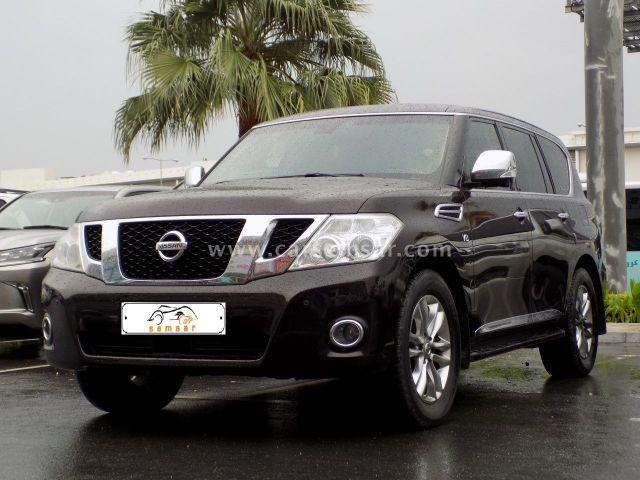 2010 Nissan Patrol LE