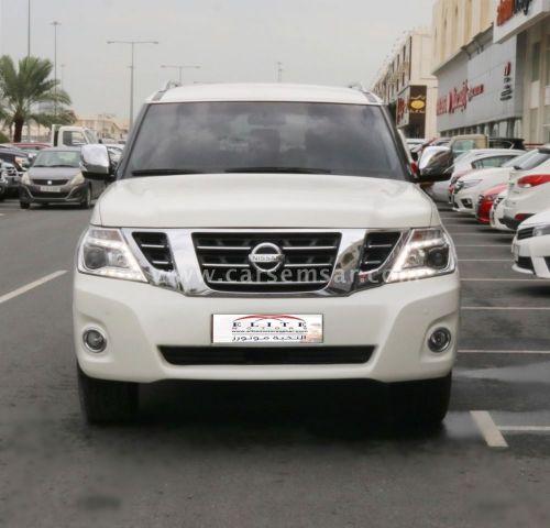 2016 Nissan Patrol XE