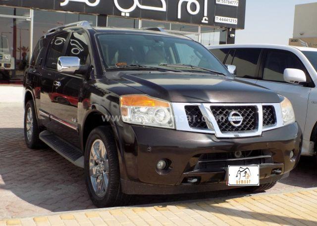2012 Nissan Armada LE