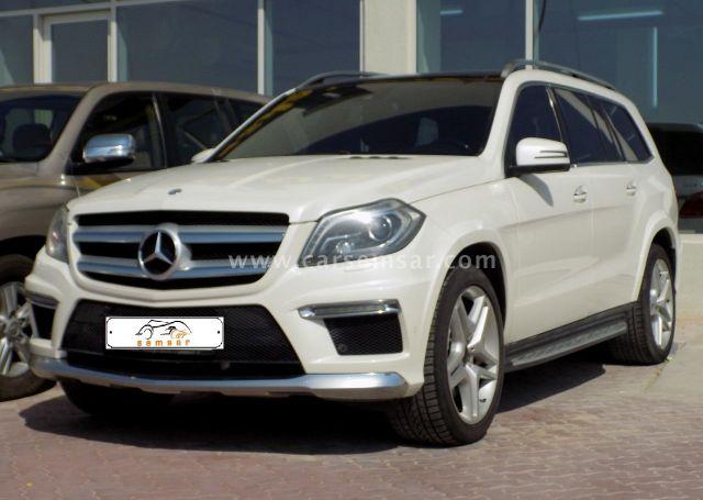 2013 Mercedes-Benz GL-Class GL 500