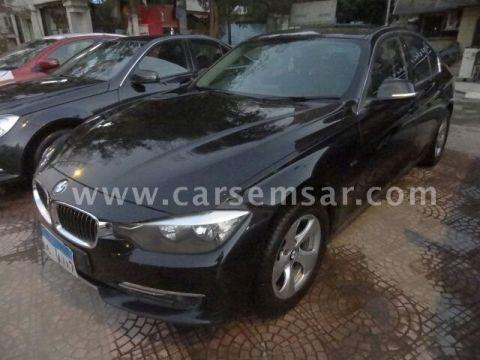 2012 BMW 3-Series 316i