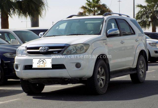 2006 Toyota Fortuner SR5