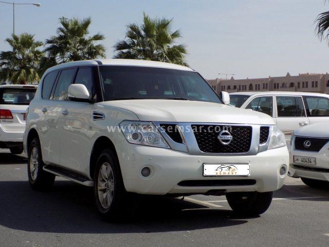 2013 Nissan Patrol SE