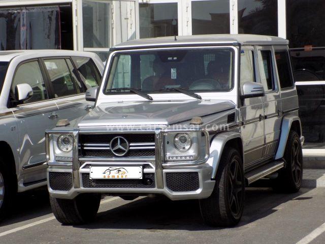 2008 Mercedes-Benz G-Class G 63 AMG