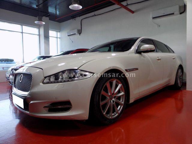 2010 Jaguar XJL